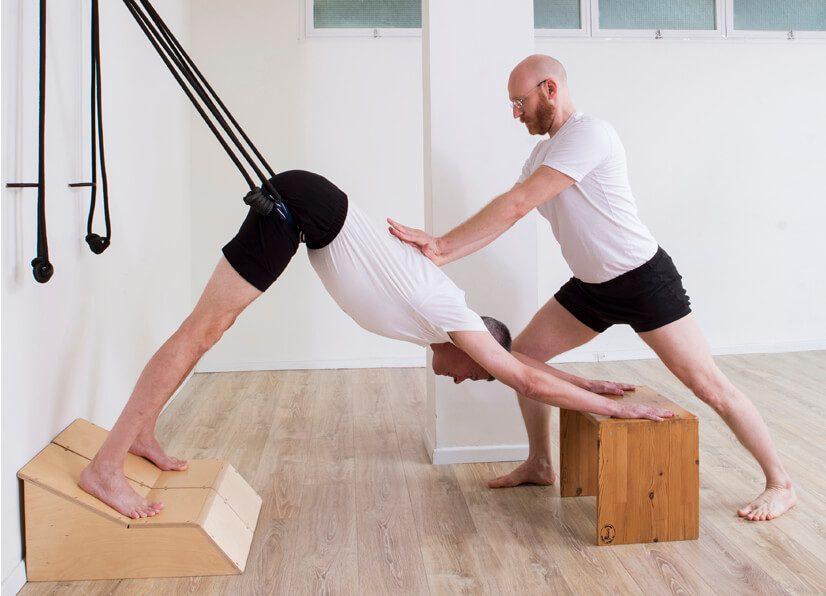 שיעור יוגה